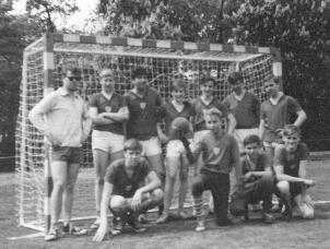 Treptower Sportverein 1949 e.V. - Handball - Archivbild: Ein Dreamteam